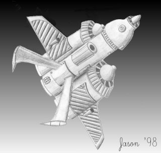 Starship © 1998 Jason R. Hanson. All rights reserved.